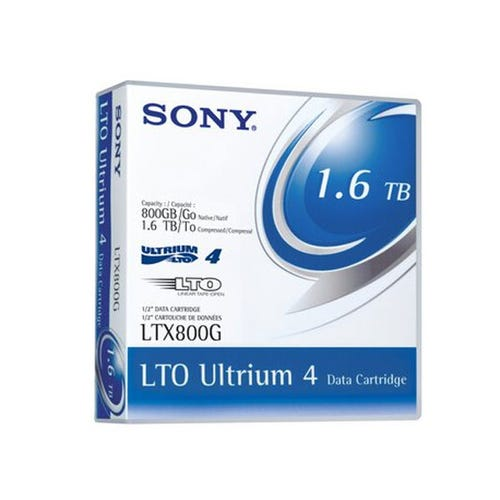 Sony 800GB LTO Ultrium 4 Data Cartridge