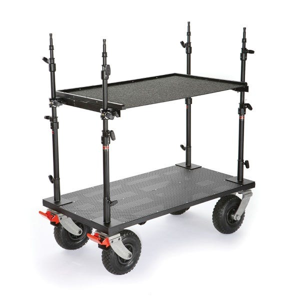 Matthews Studio Equipment Kerri Kart 2 Shelf Kit