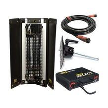 Kino Flo 2' Double Select System Light Kit,120V - Open Box