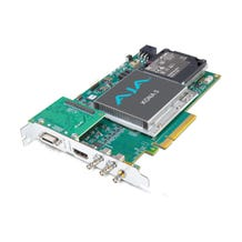AJA KONA 5 12G-SDI HFR 8K Capture & Playback Card