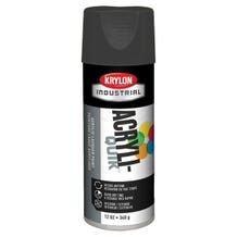 Krylon Spray Paint - Semi Flat Black (Ground Only)