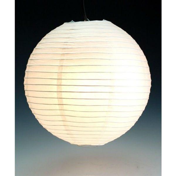 """Filmtools 12"""" White Paper China Ball"""