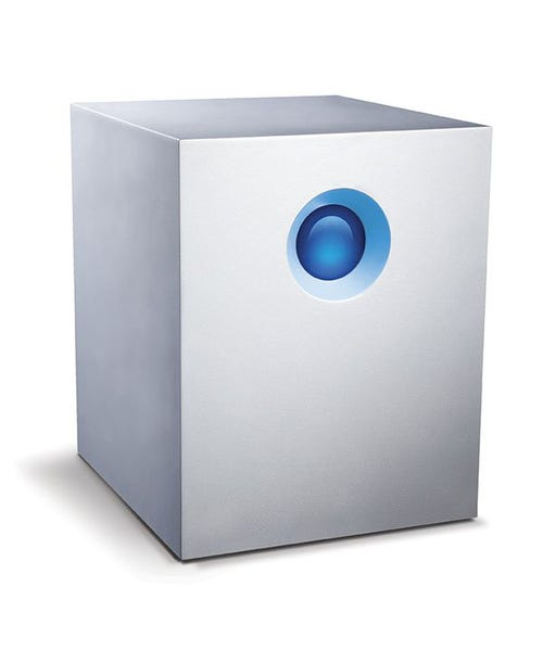 LaCie 5big Thunderbolt 2 Series 5-Bay RAID External Hard Drive - Open Box (Various)