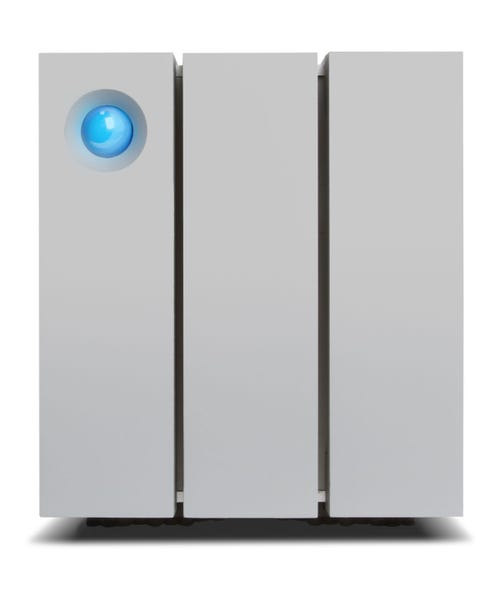 LaCie 16TB 2big Thunderbolt 2 Series USB 3.0 2-Bay RAID Drive