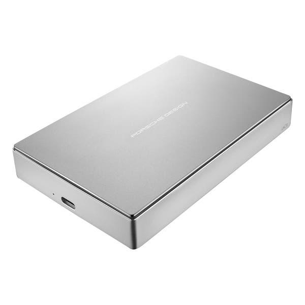 LaCie 4TB Porsche Design USB Type C Desktop Drive