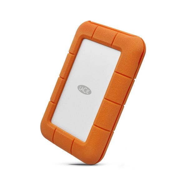 LaCie 2TB Rugged Thunderbolt USB-C Portable Hard-Drive