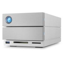 LaCie 16TB 2big Dock Thunderbolt 3 Dual-Disk RAID Drive