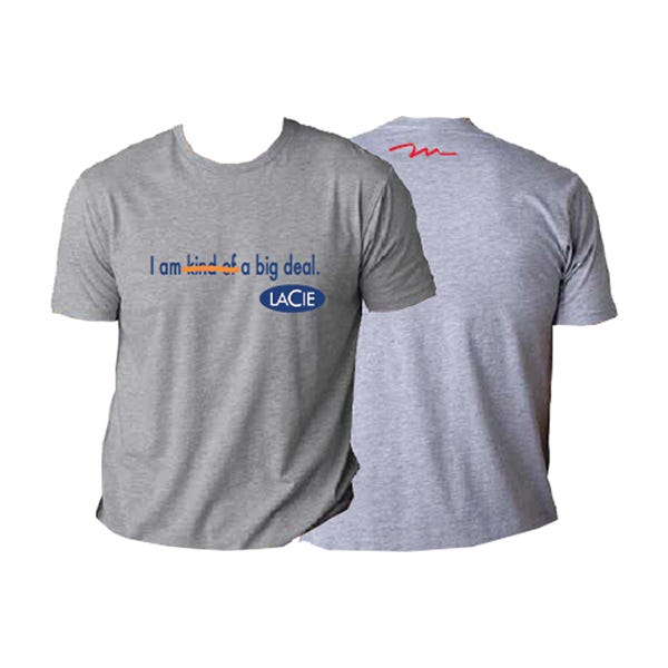 LaCie Big Deal T-Shirt