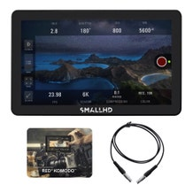 SmallHD Focus Pro OLED RED KOMODO Camera Monitor Kit