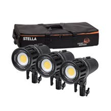 Light & Motion Stella Pro 555 RF 3-Light Kit