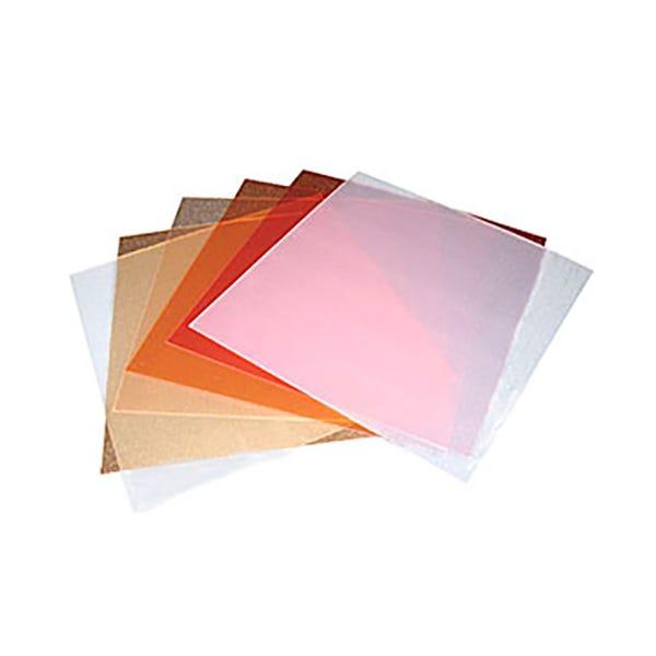 Litepanels Tungsten Conversion, Diffusion Gels for 1 x 1' (Set 6)