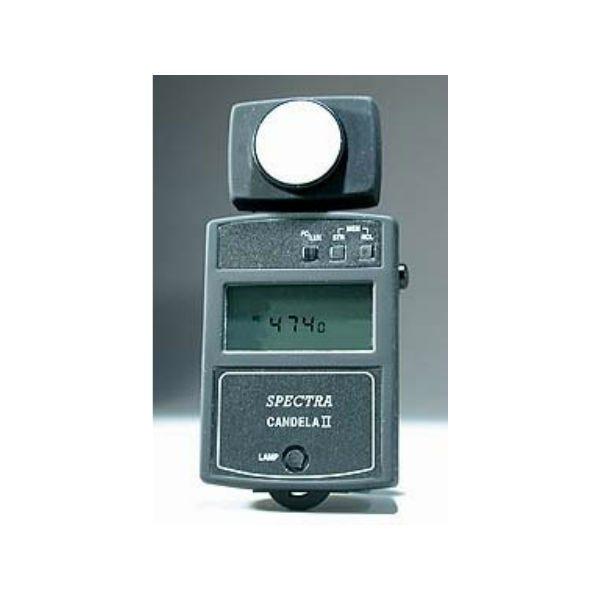 Spectra Cine Candela II Light Meter with Lowlight Sensor Head C305