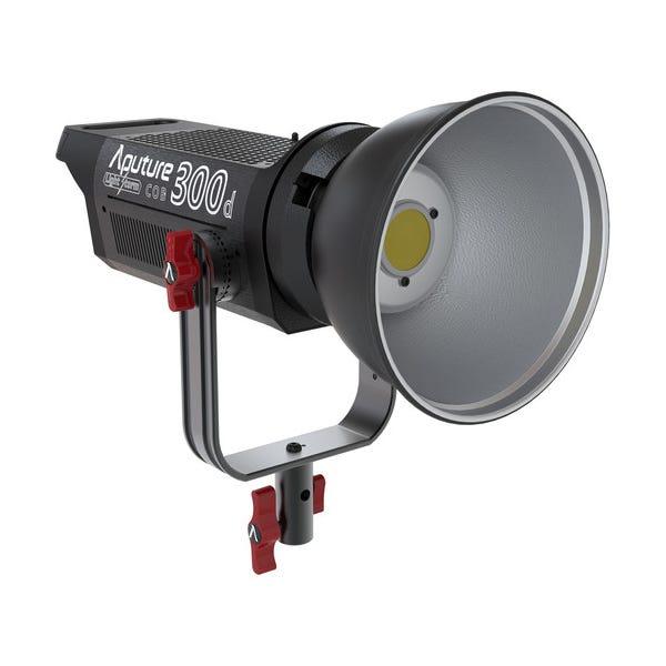 Aputure Light Storm C300d LED Light Kit w/ Gold Mount Battery Plate