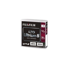 Fujifilm LTO 8 Ultrium Barium Ferrite Data Cartridge