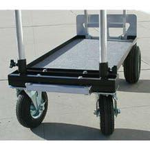 """Backstage 18"""" Bottom Shelf for Filmtools and Magliner Junior Carts"""