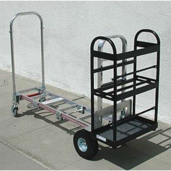 Grip & Light Stand Caddy for Carts - Small I-18