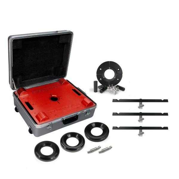 Matthews Studio Equipment Dutti Dolly Rental Kit - Red