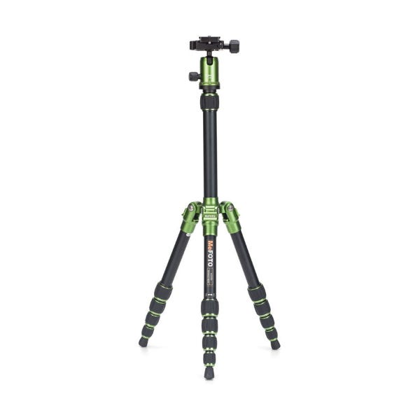 Mefoto Backpacker Travel Aluminum Tripod - Various Colors