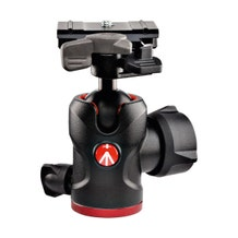 Manfrotto Center Ball Head with 200PL-PRO Quick Release Plate
