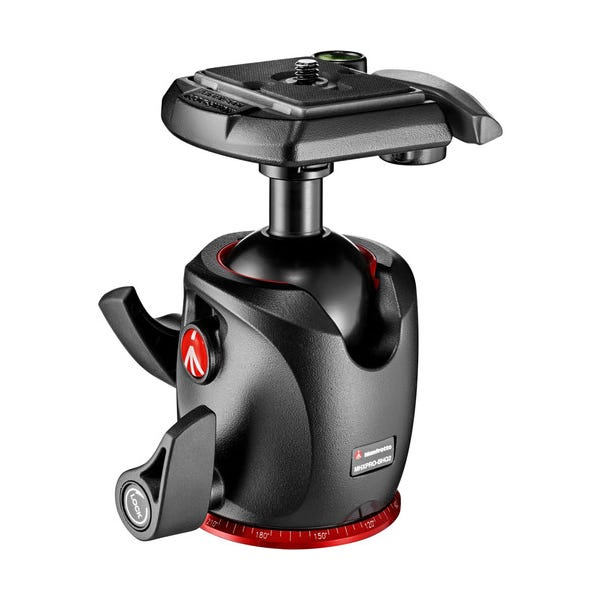 Manfrotto XPRO Ball Head with 200PL Quick-Release System
