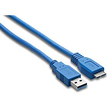 Hosa USB 2.0 Cable - 6' Type A to Micro B