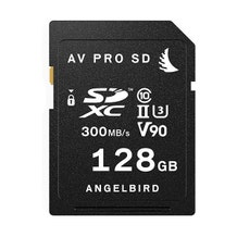 Angelbird 128GB Match Pack for the Panasonic GH5 & GH5S (2 x 128GB)