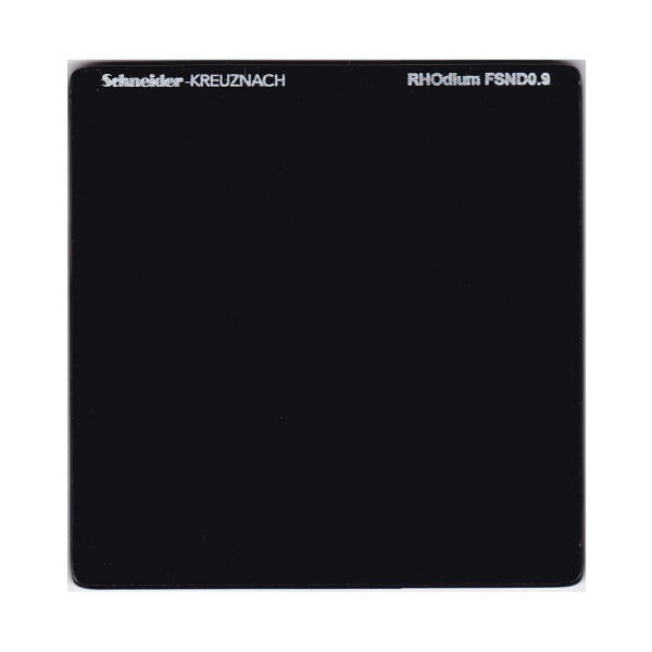 "Schneider Optics 6.6 x 6.6"" RHOdium FSND 0.9 Filter"