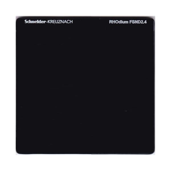 """Schneider Optics 6.6 x 6.6"""" RHOdium FSND 2.4 Filter"""