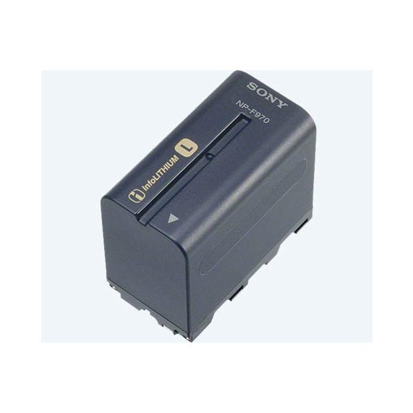 Sony NP-F970 InfoLithium L Series Battery - 6.6A