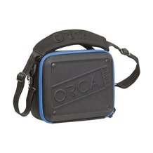 ORCA Medium Hard-Shell Accessories Bag (Black)