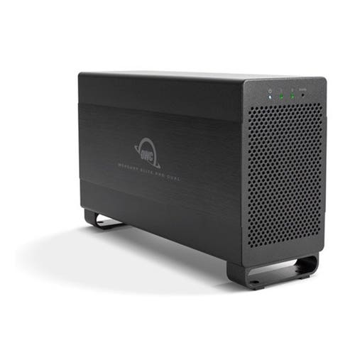 OWC Mercury Elite Pro Dual 2-Bay Thunderbolt 2 RAID Array (Various)