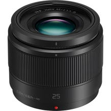 Panasonic Lumix G 25mm f/1.7 ASPH. Lens