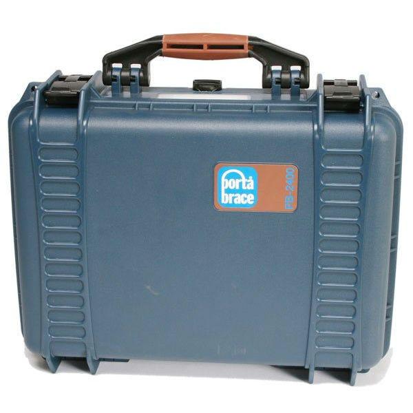 Porta Brace Hard Case w/ Foam Inside PB-2400F