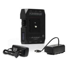 Core SWX Powerbase EDGE V-Mount Battery Kit w/ VBR Cable & D-Tap Charger