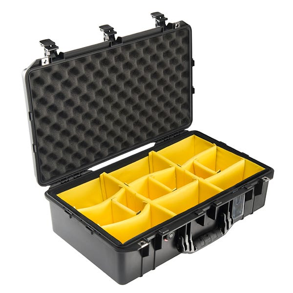 Pelican 1555 Black Air Case - Dividers