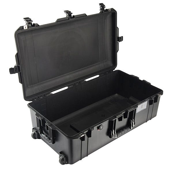 Pelican 1615 Black Air Case - No Foam