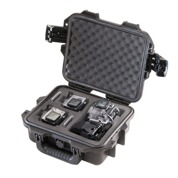 Pelican iM2050GP2 Storm Case with Foam for Two GoPro HERO Cameras - Black