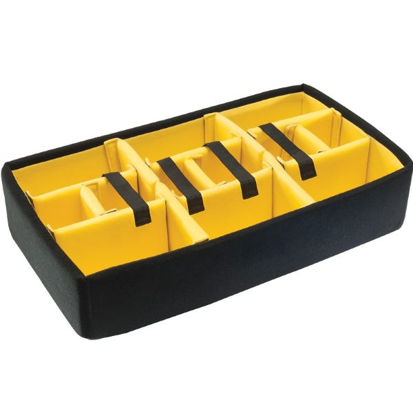 Pelican Padded Divider Set for Pelican 1535 Air Case