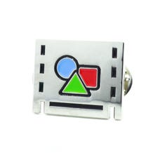 Film Pin Society Pre-Comp Pin