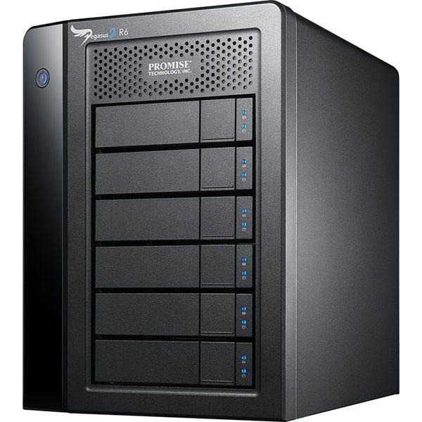 Promise Technology 24TB Pegasus2 R6 Thunderbolt 2 RAID Storage Array