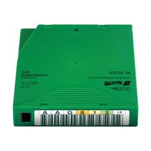 HPE LTO 8 Ultrium Barium Ferrite Data Cartridge