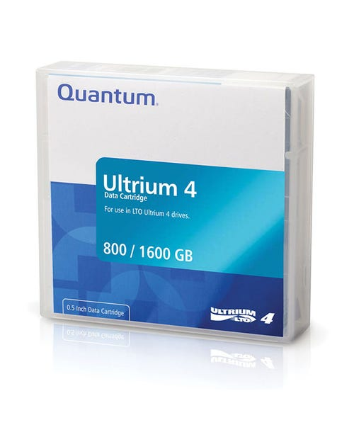 Quantum 800GB LTO Ultrium 4 Data Cartridge