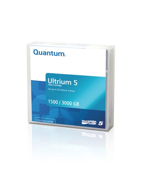 Quantum 1.5TB LTO Ultrium 5 Data Cartridge