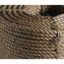 "Manila Rope. 3/8"" x 600'"