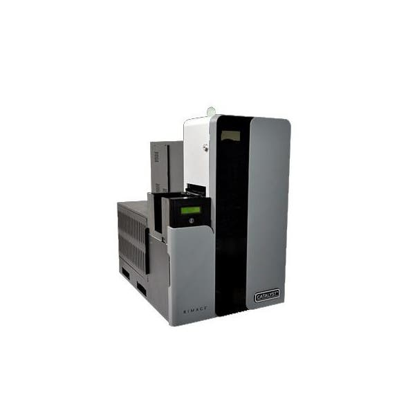 Rimage Catalyst 6000 with Everest 600 Printer Disc Publishing System with Perfect Print