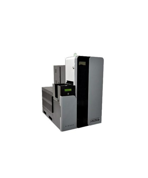 Rimage Catalyst 6000N with Everest 600 Printer Disc Publishing System - 2 CD/DVD