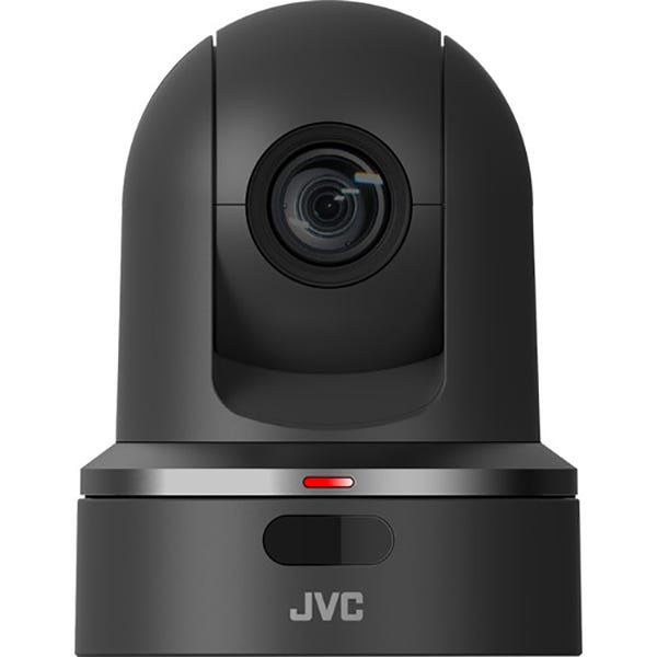 JVC KY-PZ100BU Robotic PTZ Network Camera - Black