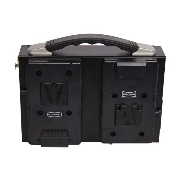 Rotolight 2-Channel V-Mount Battery Charger