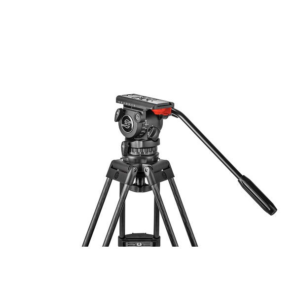 Sachtler FSB 10 T, 100 mm Fluid Head with Touch & Go Plate S