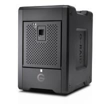 SanDisk G-RAID™ SHUTTLE 4 - Four-bay Desktop Hard Drive - 24TB